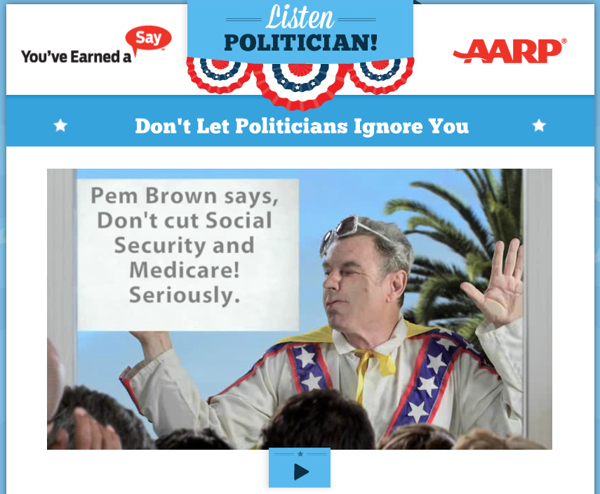 Listen Politician