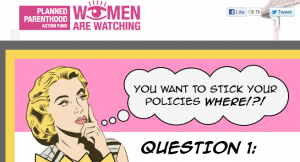 Women Are Watching