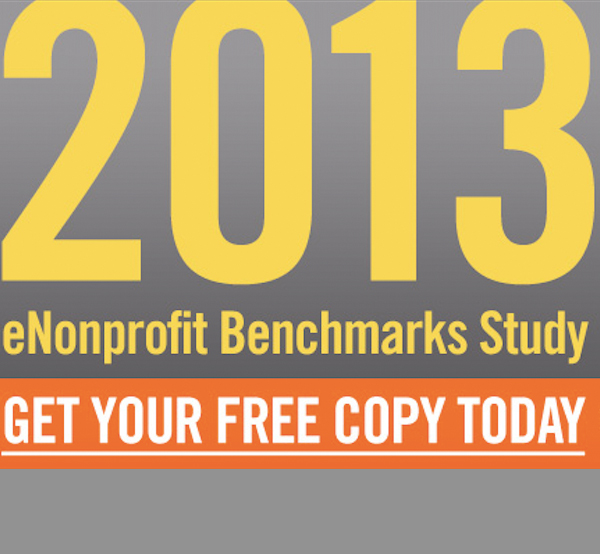 The 2013 eNonprofit Benchmarks Study: Your Annual Dose of Data