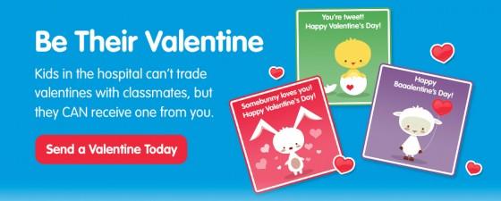 CHLA Be Their Valentine