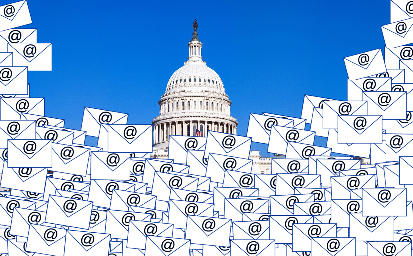 Should we even send emails to Congress anymore?