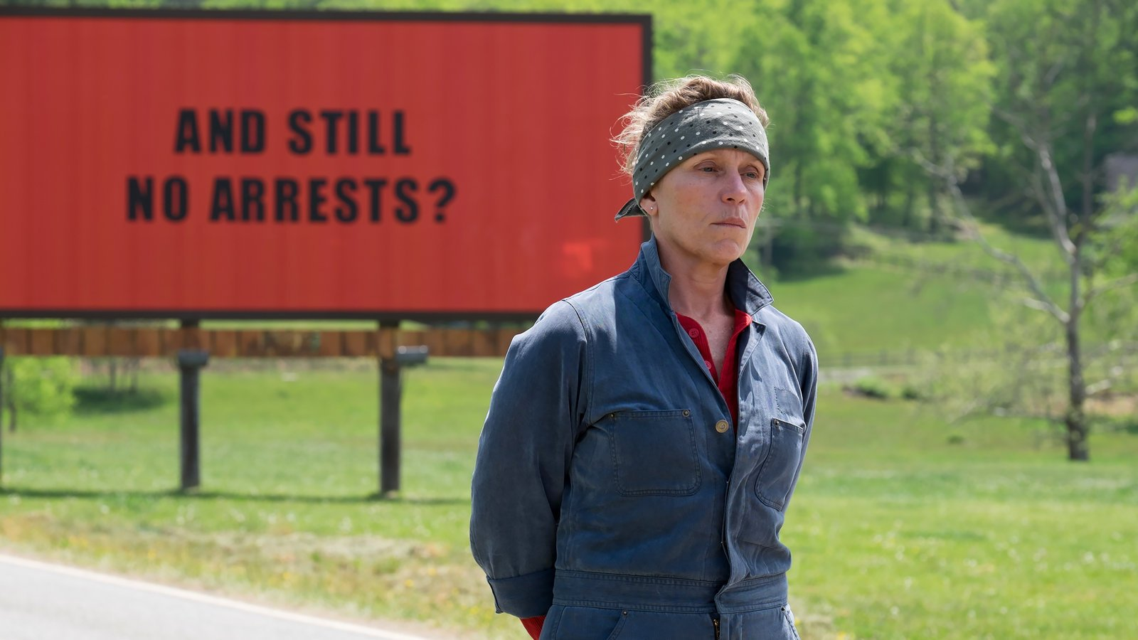 Three Billboards Outside Houston, Las Vegas, and Pittsburgh