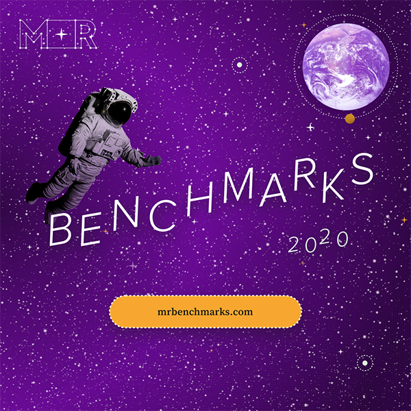 2020 M+R Benchmarks Study—A Data Odyssey: The Recording