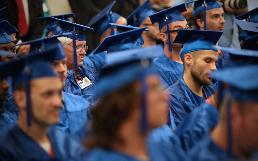 Providing education for incarcerated students